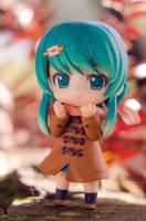Autumn Miku by Bellechan