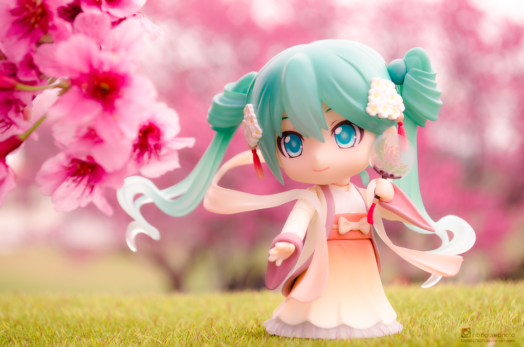 Spring time! by Bellechan