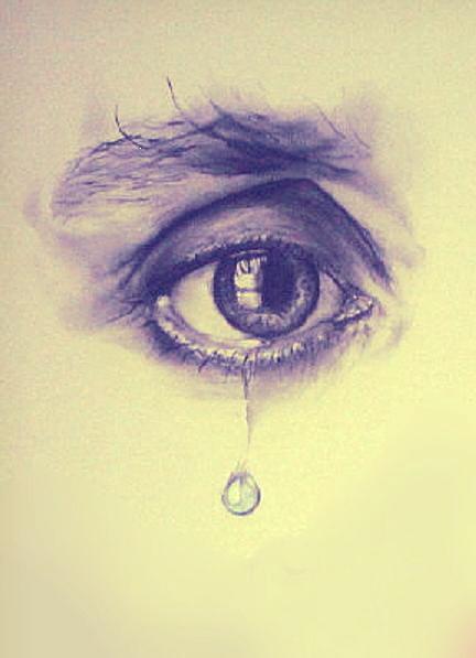 Drawing A Teardrop: Teardrop By Drawing-Dude-Dave On DeviantArt