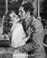 Rita Hayworth and Tyrone Power by Drawing-Dude-Dave