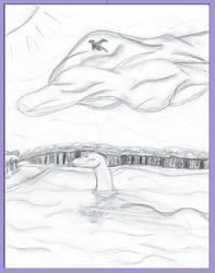 My Secret Friends - Story Cover by SassyDragon18