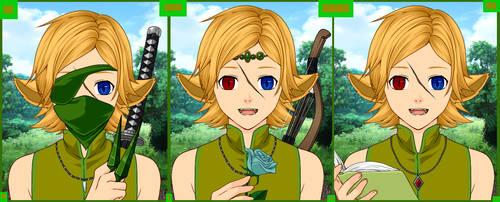 Kaden Senshi the Neko boy by SassyDragon18