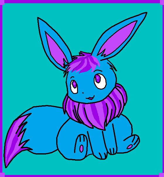 Sassy Dragon -  Eevee form by SassyDragon18