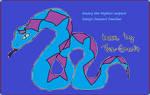Emery the Mythical Serpent - Sassy's Familiar by SassyDragon18