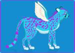 Sassy Dragon -  Cheetah form by SassyDragon18