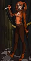 Elisabella Murgun - the Insane Hunter by SassyDragon18