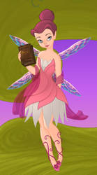 Patricia Rose - Fairy of Flower Magic by SassyDragon18