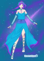 Sassy Dragon - Astral Queen form by SassyDragon18
