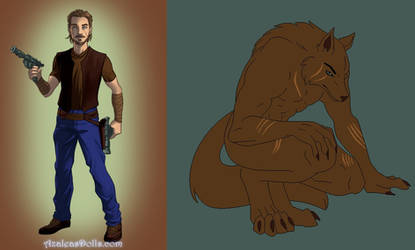 Storm Howler: Jaeger Renfield by SassyDragon18