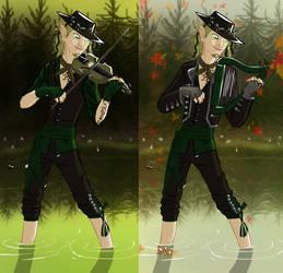 Chris the Treasure Hunter - Nokken form