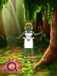 Emma - Goblin Girl form by SassyDragon18