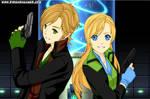 Emma and Chris - Detective forms by SassyDragon18