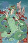 Emma - Dragon Tamer form by SassyDragon18