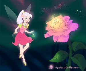 Elfin Roots: Cherika the Fairy