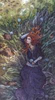 Sansa Stark by rai-mond