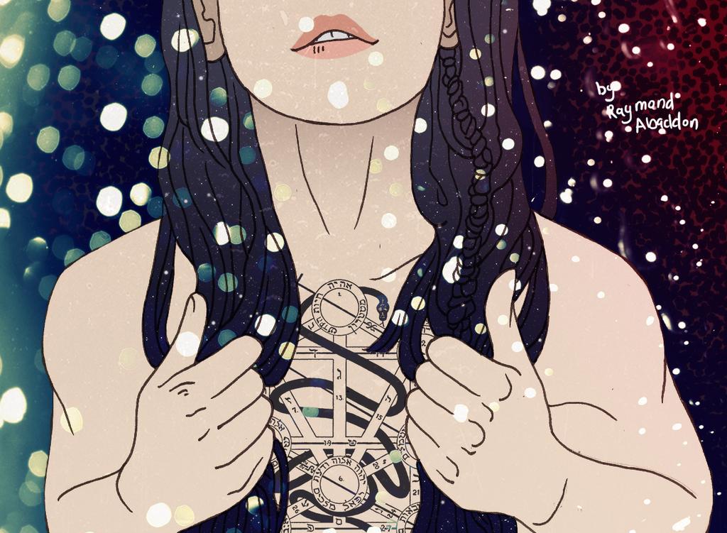 Nina Severin by rai-mond
