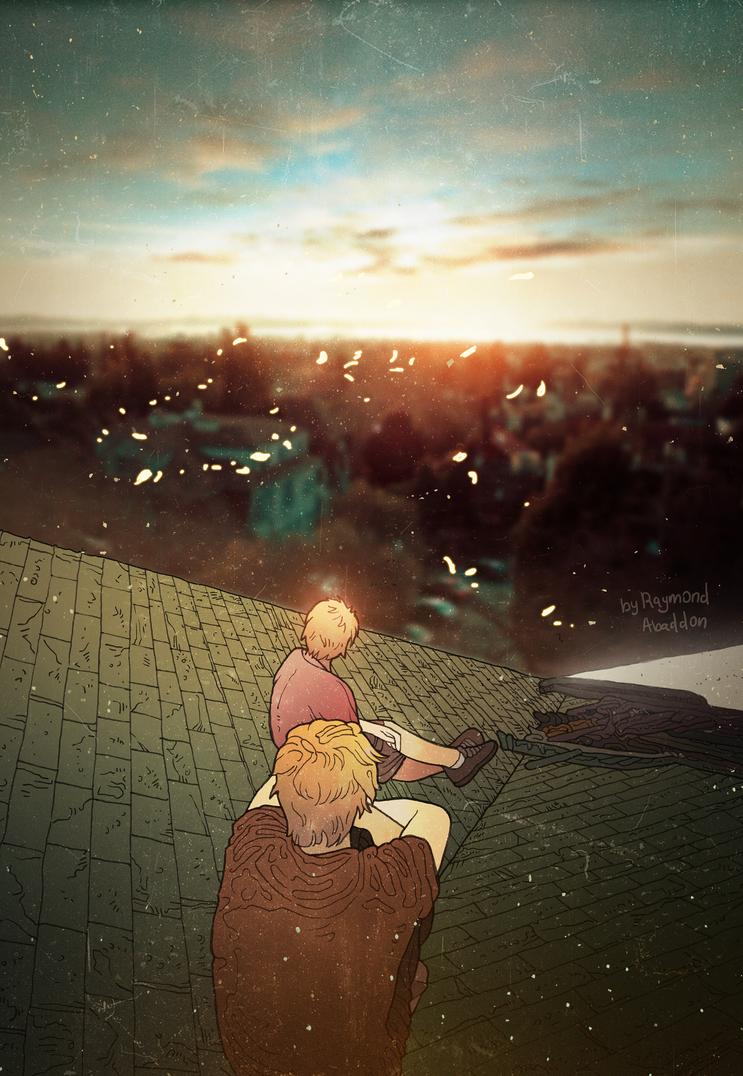 Brothers: broken memories by rai-mond
