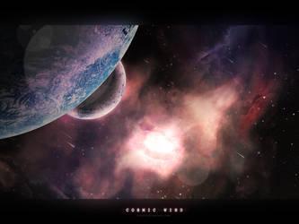 Cosmic Wind by Topus