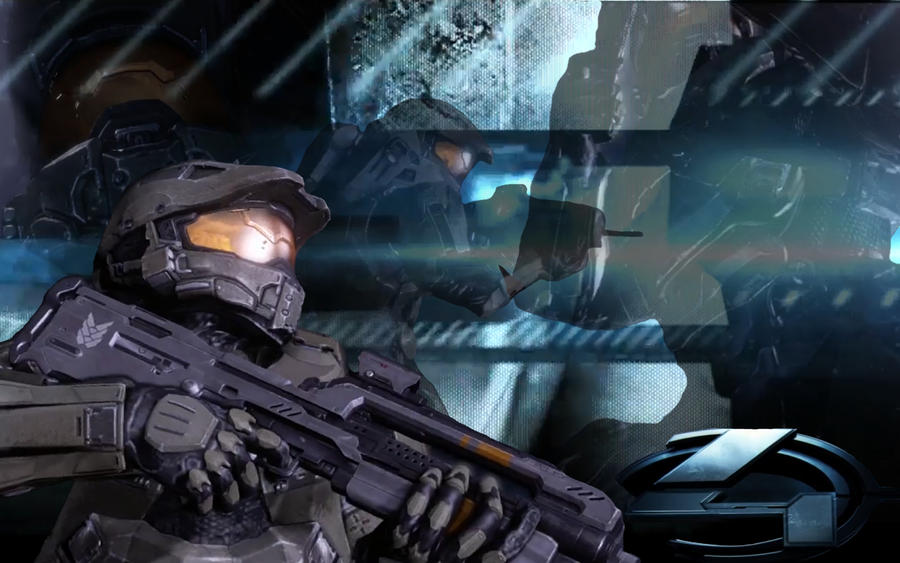 Halo 4 Wallpaper by LogrusChaos on DeviantArt