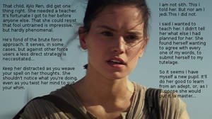 Rey needs a Teacher by MonsieurChuchote