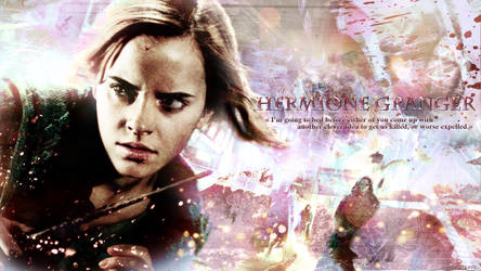Hermione Granger - Or worse, expelled.