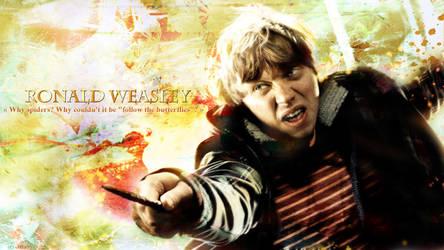 Ronald Weasley - Follow the butterflies
