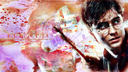 Harry Potter - Trouble usually finds me