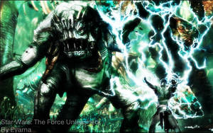 Star Wars: The Force Unleashed by Eyama