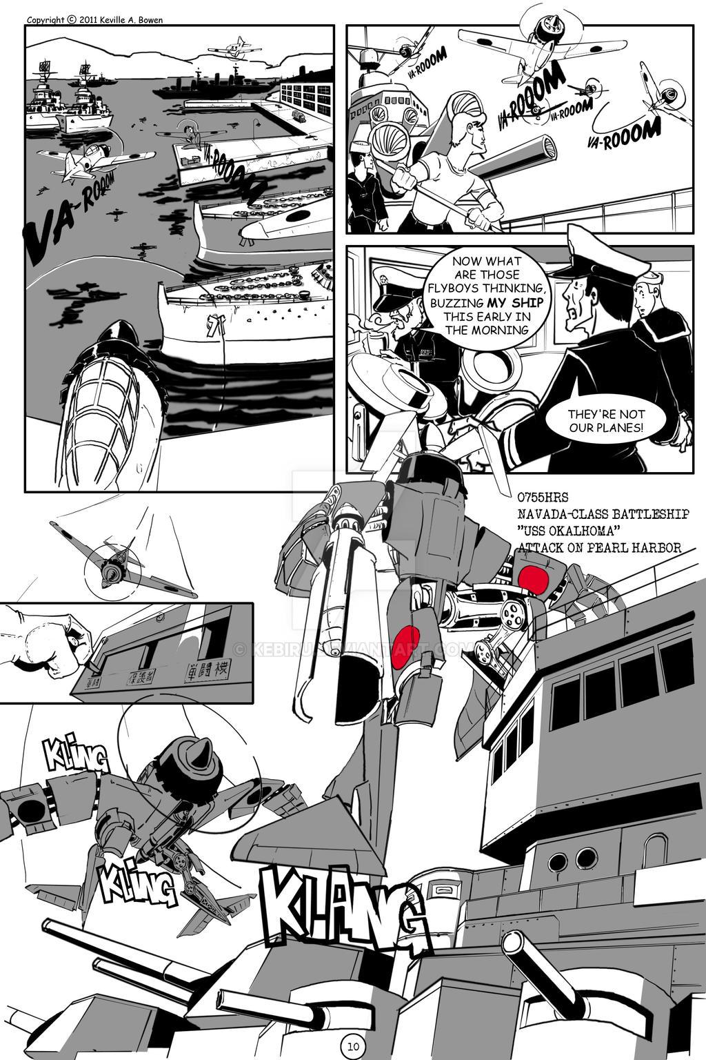 Clash at VT p.10 by Kebiru
