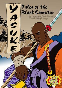 Yasuke Cover