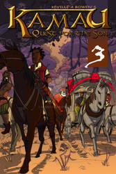 Kamau: Quest for the Son Chapter 3