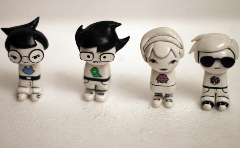 Beta Kids Figures by Holeeful