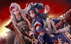 Yorimitsu and Onikiri