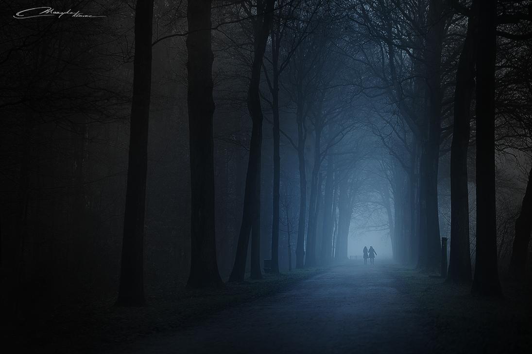 Dark Roads by MaaykeKlaver