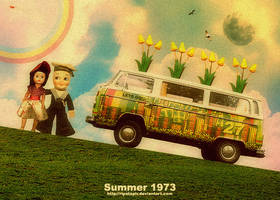 Summer 1973 by ripatapir
