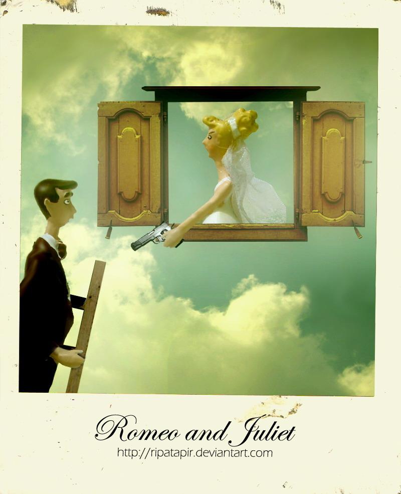 Romeo and Juliet by ripatapir