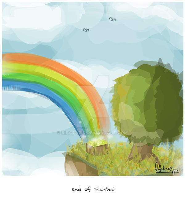 At The End Of Rainbow