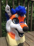 Schnowflake Fursuit Head
