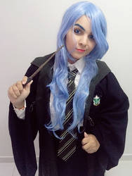 Slytherin!Juvia Cosplay #2