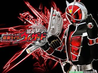 Kamen Rider Wizard by HenshinGeneration