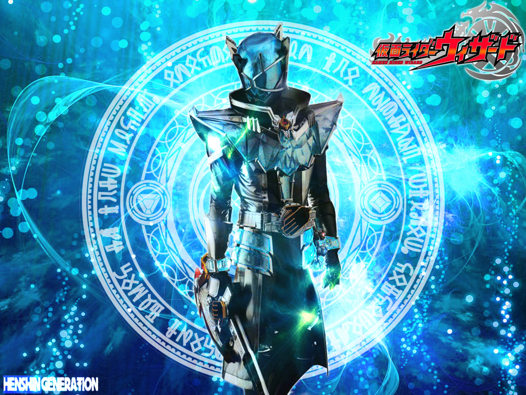 Kamen Rider Wizard Infinity Form by HenshinGeneration on ...