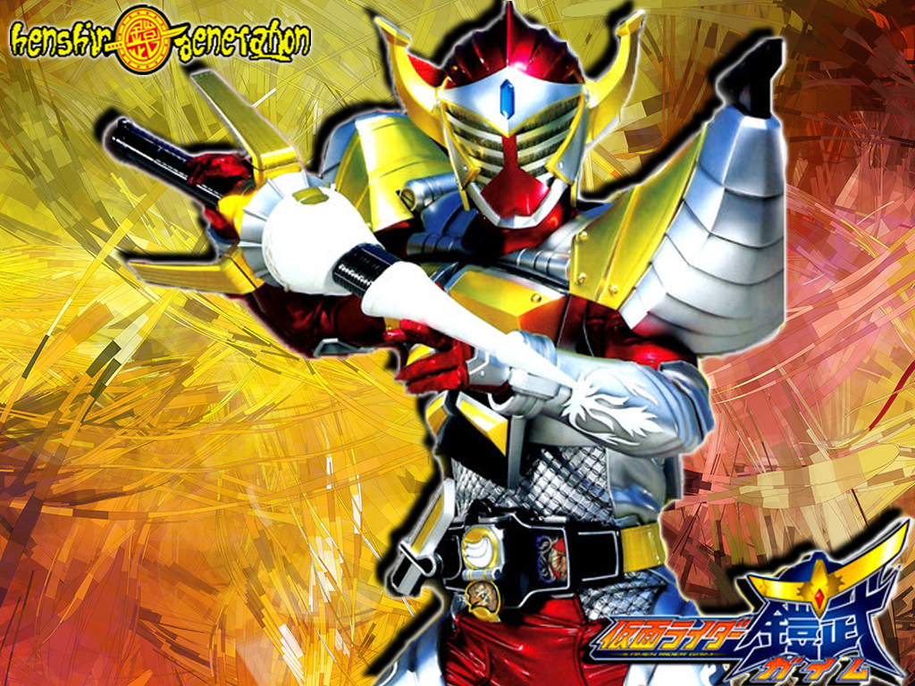 Kamen Rider Baron | www.pixshark.com - Images Galleries ...