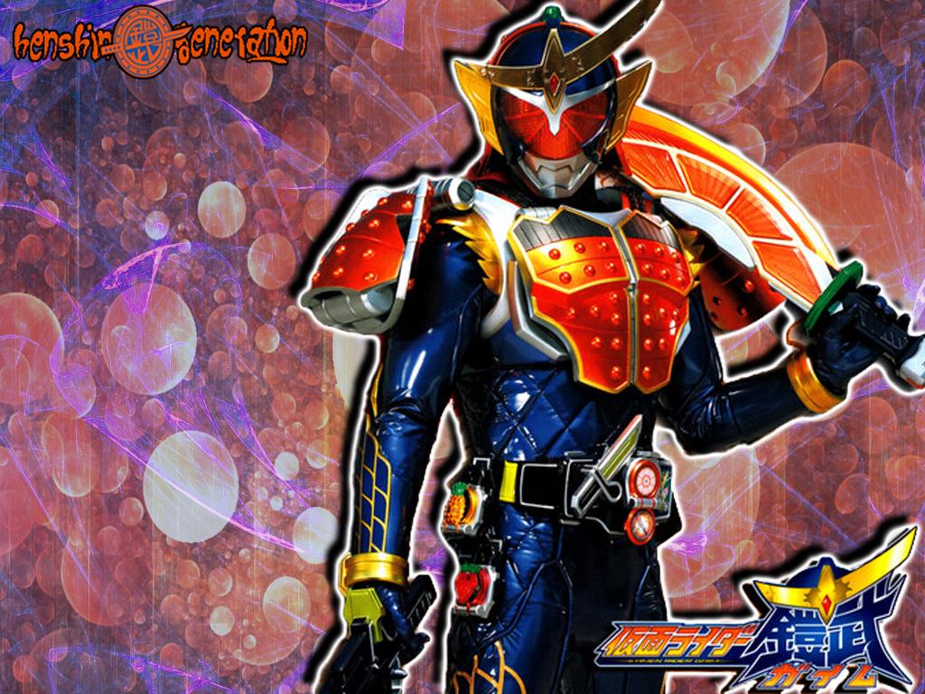 Kamen Rider Gaim by He...