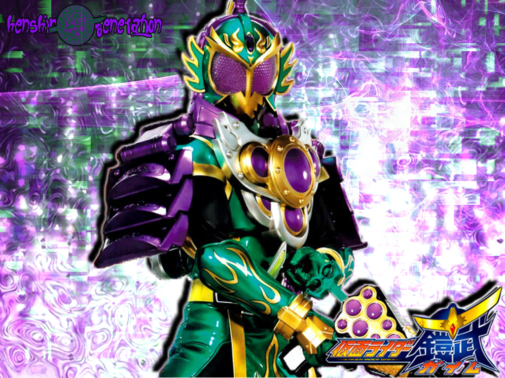 kamen rider ryugen by henshingeneration on deviantart