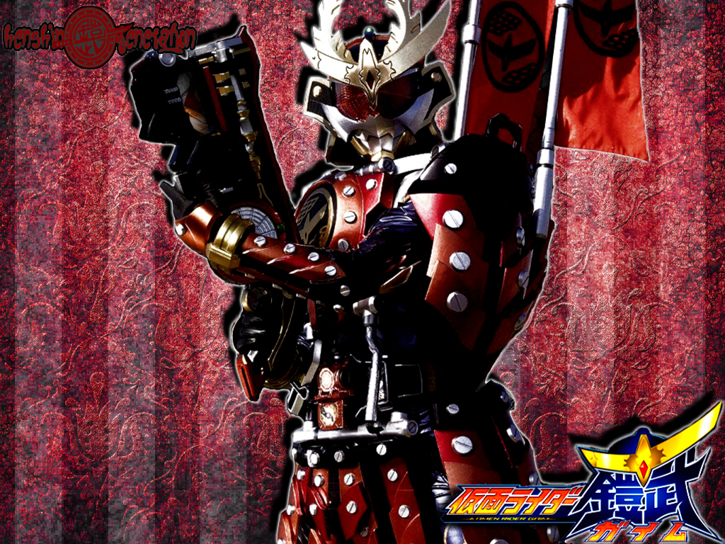 Kamen Rider Gaim Kachidoki Arm by HenshinGeneration on ...