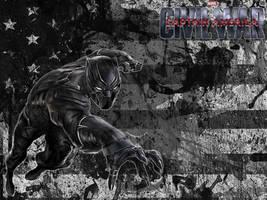Marvel's Black Panther by HenshinGeneration