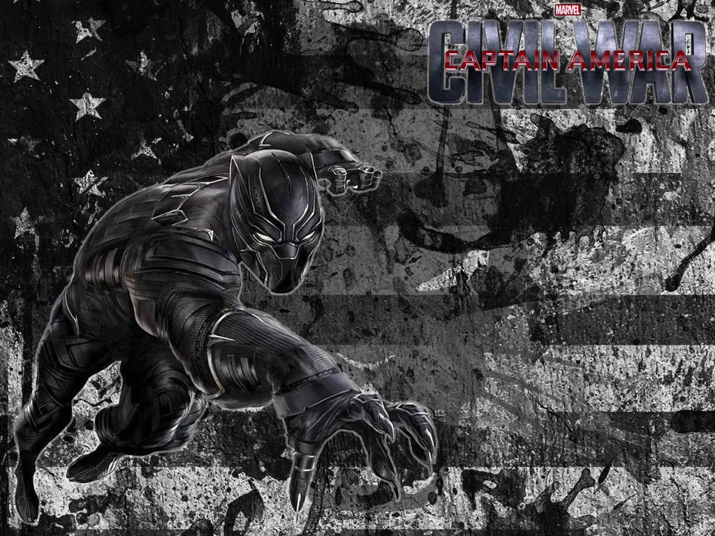 Black Panther By Portela On Deviantart: Marvel's Black Panther By HenshinGeneration On DeviantArt