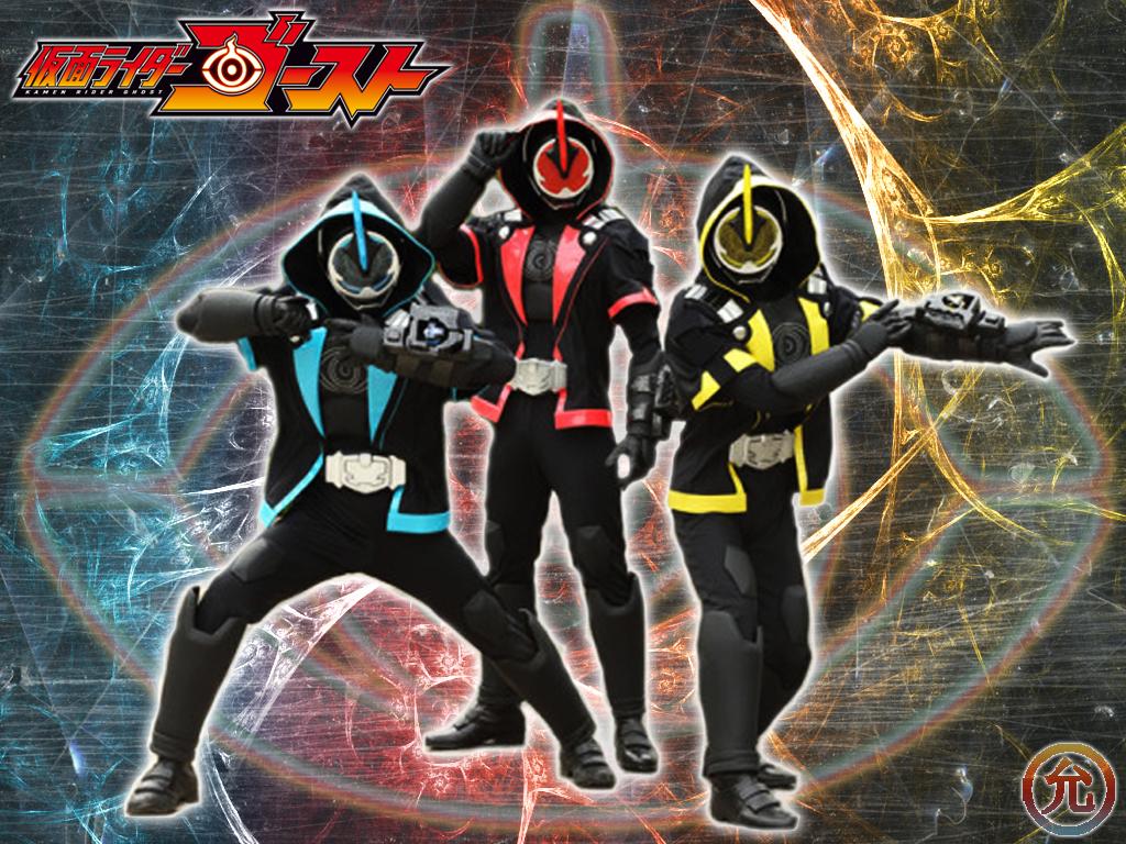 Kamen Rider Necrom: Kamen Rider Ghost The Movie: Dark Necrom By