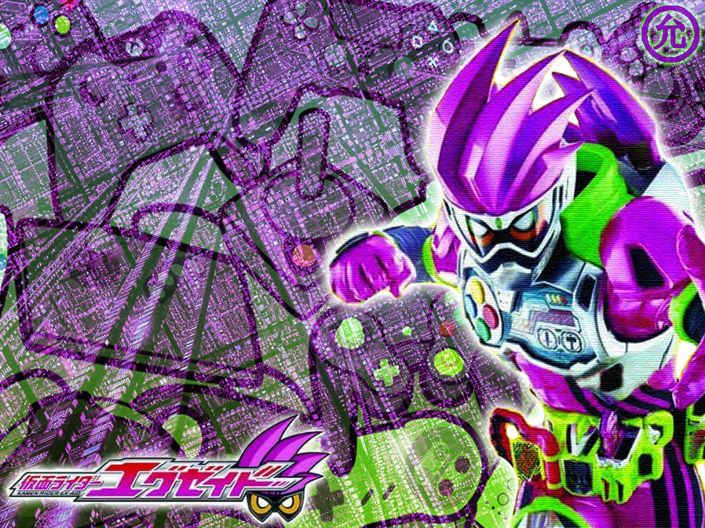 Kamen Rider Ex Aid Level 2 Wallpaper By Henshingeneration On