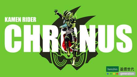 Kamen Rider Chronus by HenshinGeneration